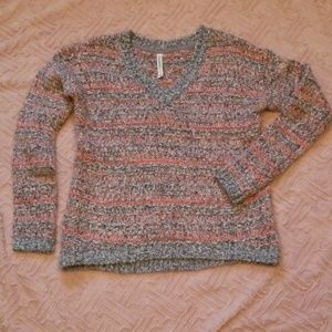 Aeropostale lose knit sweater